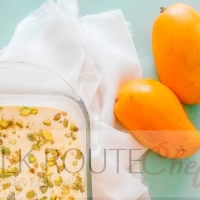 Mango Kulfi – Indian Style Ice Cream (No-Cooking, No Ice Cream Maker Required)